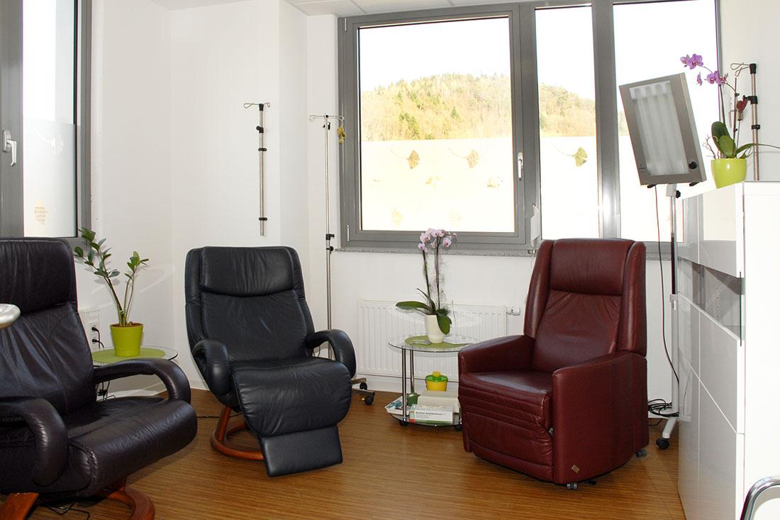 Infusion - Dr. Scherat - Praxis - Hausarzt Murrhardt
