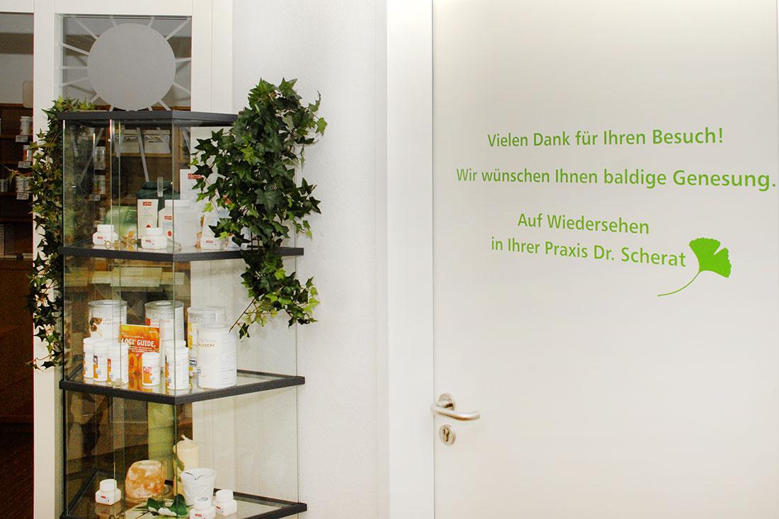 Dr. Scherat - Praxis - Hausarzt Murrhardt
